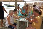 lunch flamingos island Djerba