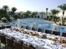 buffet en Yadis Djerba picine