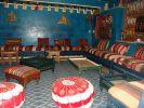 Chichkhan sala da tè Midoun