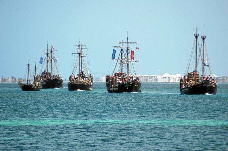 bateau tunisie djerba