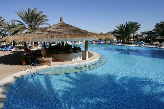Hôtel Fiesta Beach Club Djerba   Djerba : Infos, Cartes ...