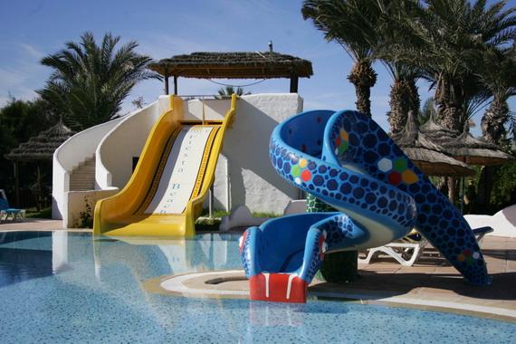 H U00f4tel Fiesta Beach Club Djerba