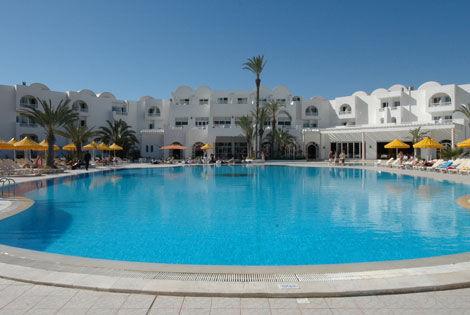 Isis Hotel Spa Djerba